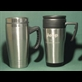 thumbnail  Insulated travel mug with lid